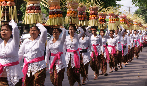 Harmonisasi Masyarakat Bali