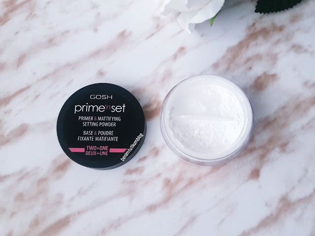 Gosh Prime'n Set Primer&Mattıfyıng Settıng Powder