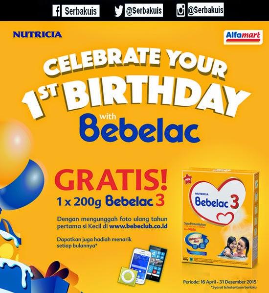 Celebrate Your 1st Birthday