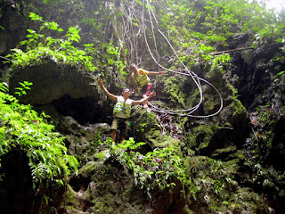 Kumpulan Foto Cukang Taneuh Green Canyon