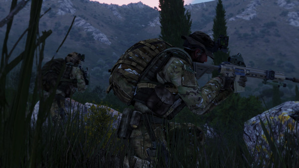 Arma 3 Tac Ops Mission Pack-CODEX