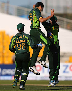 Pakistan clinches ODI series against Sri Lanka