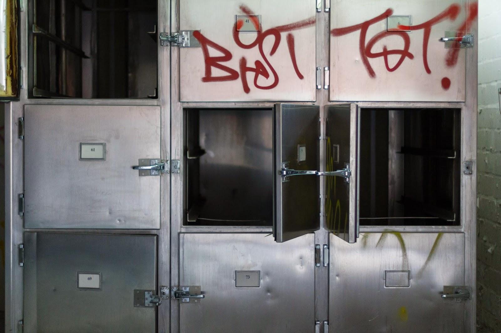 Anatomy Institute: Abgehackt | Abandoned Berlin