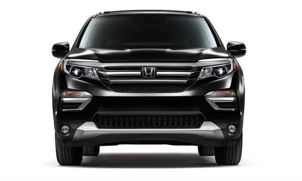 2018 Honda Pilot Redesign