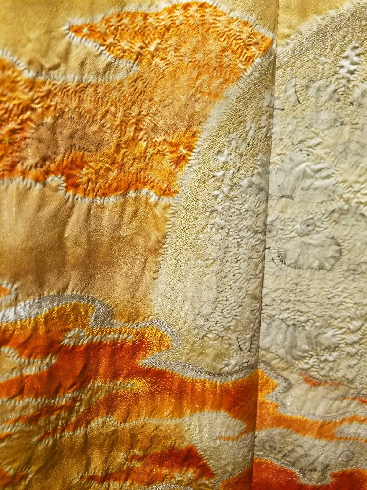 Creations - Quilts, Art, Whatever by Nina-Marie Sayre: Kimono!, The ...