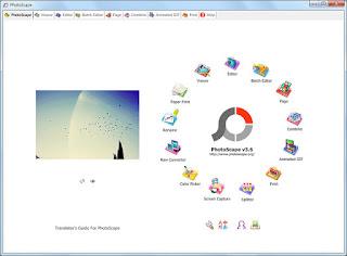 PhotoScape Editing