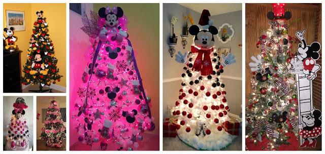 arboles-navideños-mickie-mouse