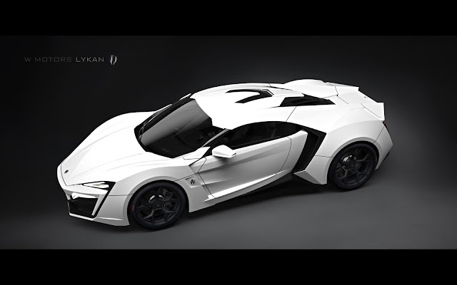 Top8 car in the world/ most /most expensive car  all timeW Motors LykanHypersport