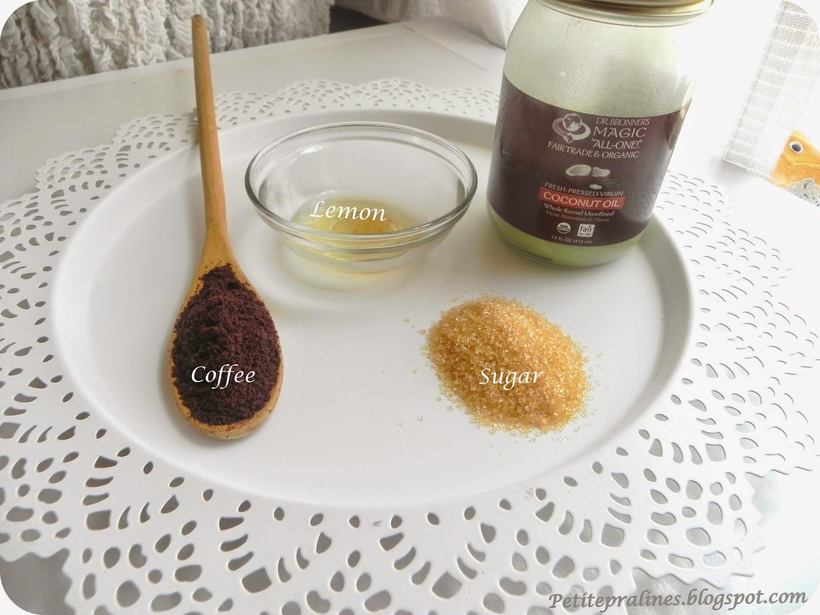 Au Naturale: DIY: Coffee Body Scrub