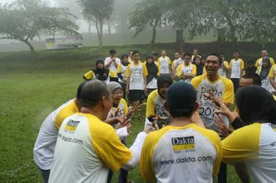 Paket Gathering Outbound di Bogor