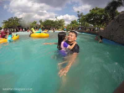 Bingung mw liburan kemana? Ke Transera Waterpark aja !!!
