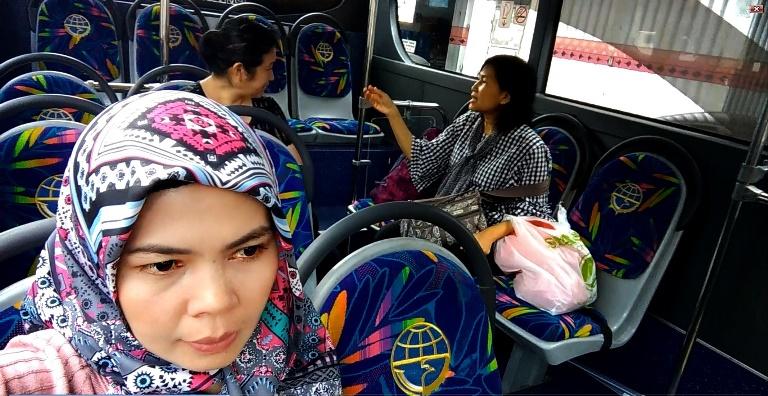 Naik Trans Lampung, Bus Bandara yang Nyaman dan Murah di ...