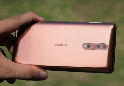 Android Phone - Nokia 8.1