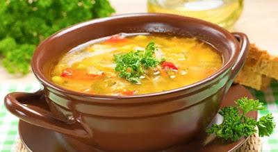 Resultado de imagem para sopa de frango e quinoa
