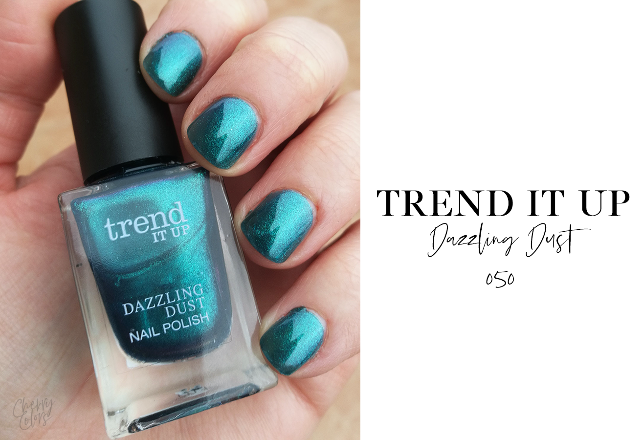 TREND IT UP Dazzling Dust Nail Polish 050