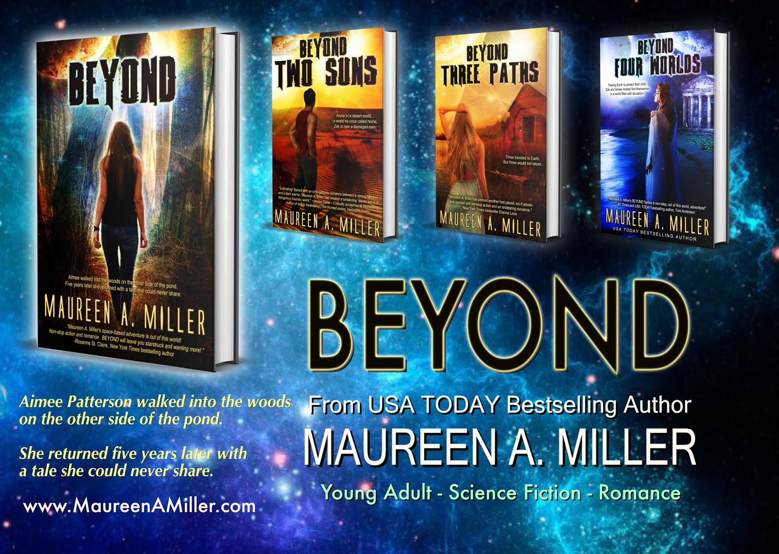 Maureen A. Miller USA TODAY Bestselling Author: BEYOND Series on home food, home fire, home tree, home satellite, home ice, home truck, home school, home tower, home science, home flower, home of superman metropolis illinois, home of superman krypton, home color, home community,
