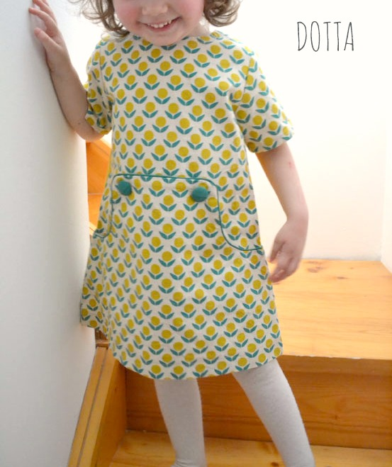 Louisa Dress Compagnie M by Dotta