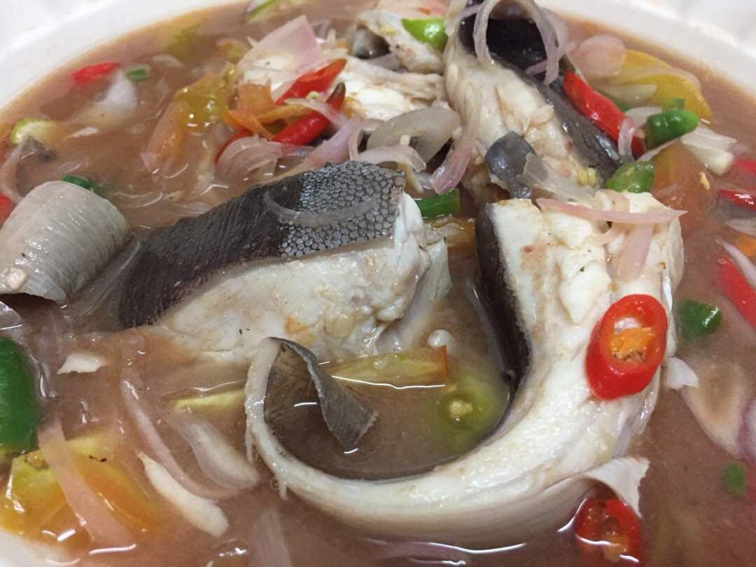 resepi mudah ikan pari, masakan mudah, menu simple, ikan pari