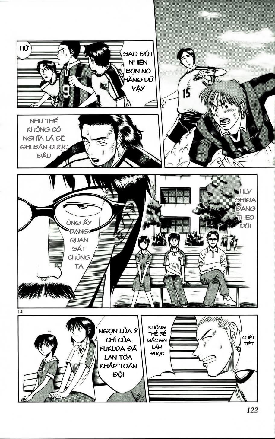 Fantasista chap 14 trang 14