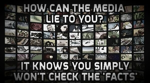 Mainstream Media Lies Memes - MSM Lies