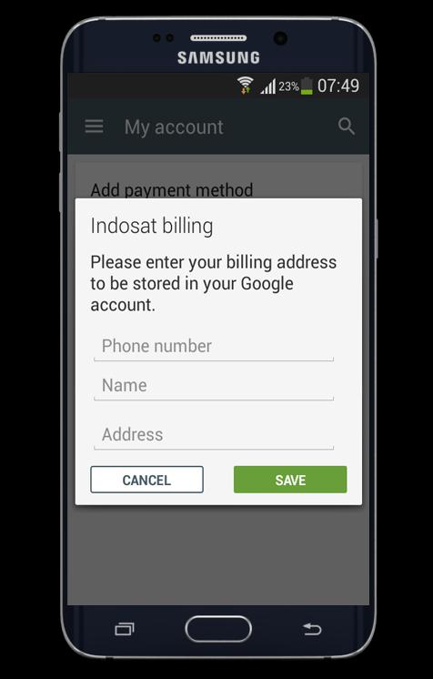 3 cara membeli aplikasi android dengan