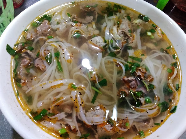 beef pho hanoi vietnam