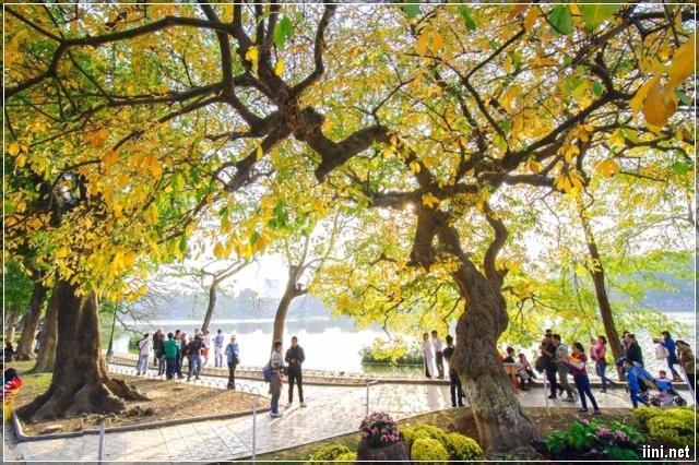 mùa thu xứ Huế