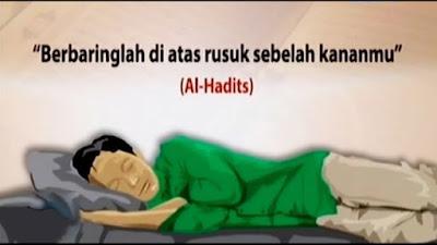 Agar Tidur Berselimut Ampunan (Do'a Sebelum Tidur)