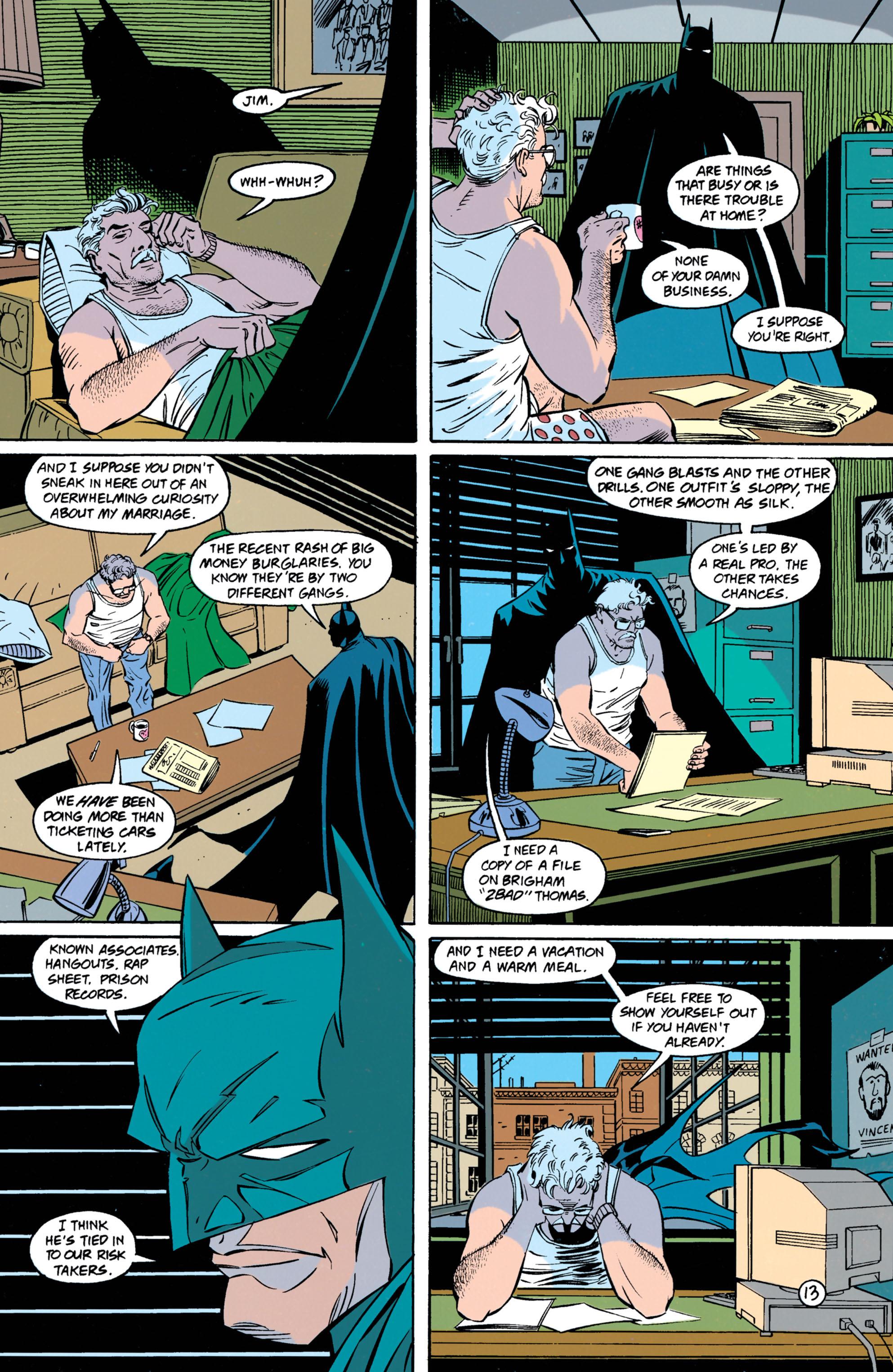 Detective Comics (1937) 683 Page 13