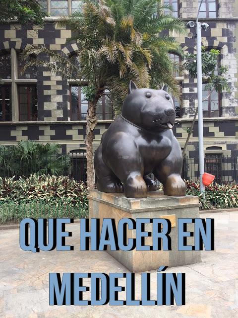 Que hacer en Medellin