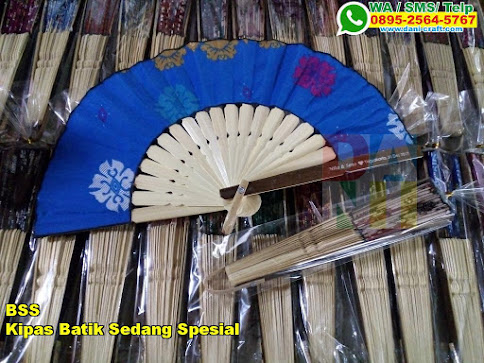 Grosir Kipas Batik Sedang Spesial