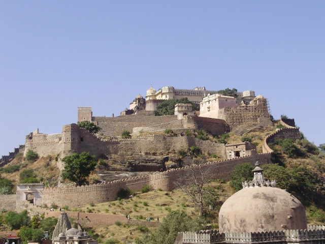 UNESCO World Heritage Sites, Kumbhalgarh fort- Pali Rajasthan