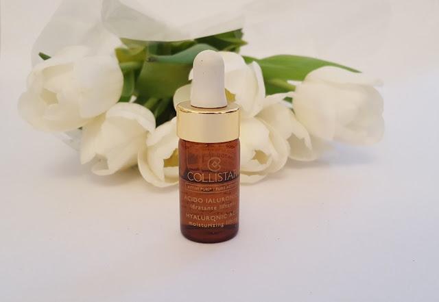 Hyaluronic acid moisturizing and lifting