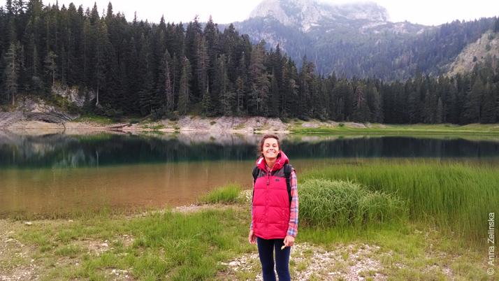 Большое путешествие, день третий: Черное озеро, Дурмитор