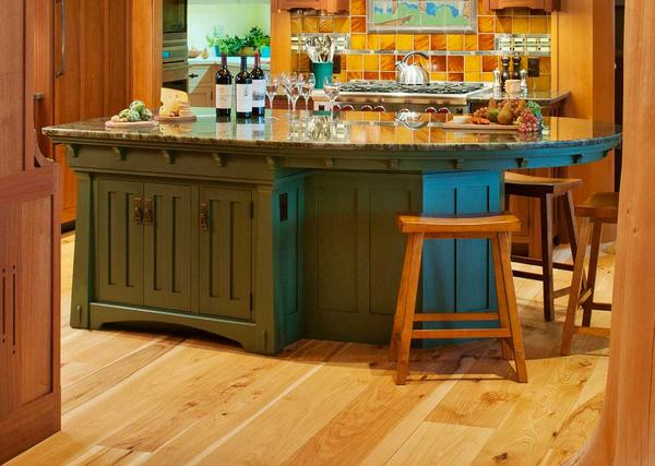 Kitchen islands that look like antique furniture home for Antique kitchen island ideas