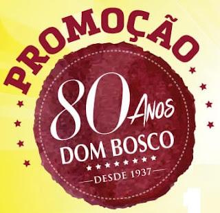 Cadastrar Promoção Vinhos Dom Bosco 2017 80 Anos