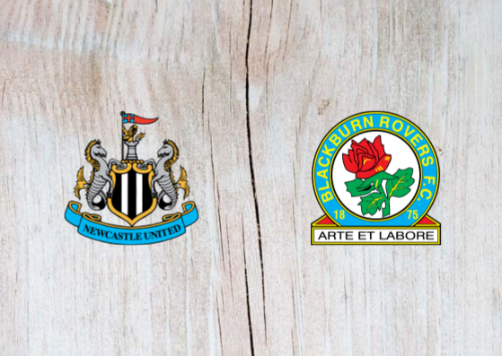 Newcastle United vs Blackburn - Highlights 5 January 2019