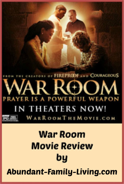 War Room Movie Review: Prayer is Powerful