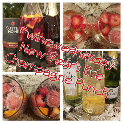 wine wednesday sangria