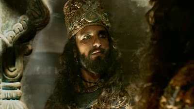Ranveer Singh New Look Photo In Padmavati Film
