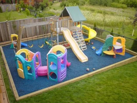 Desain Taman Bermain Anak