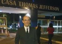 Diretor da E.E. Professor Lordão representa a Paraíba em intercâmbio de gestão escolar nos Estados Unidos