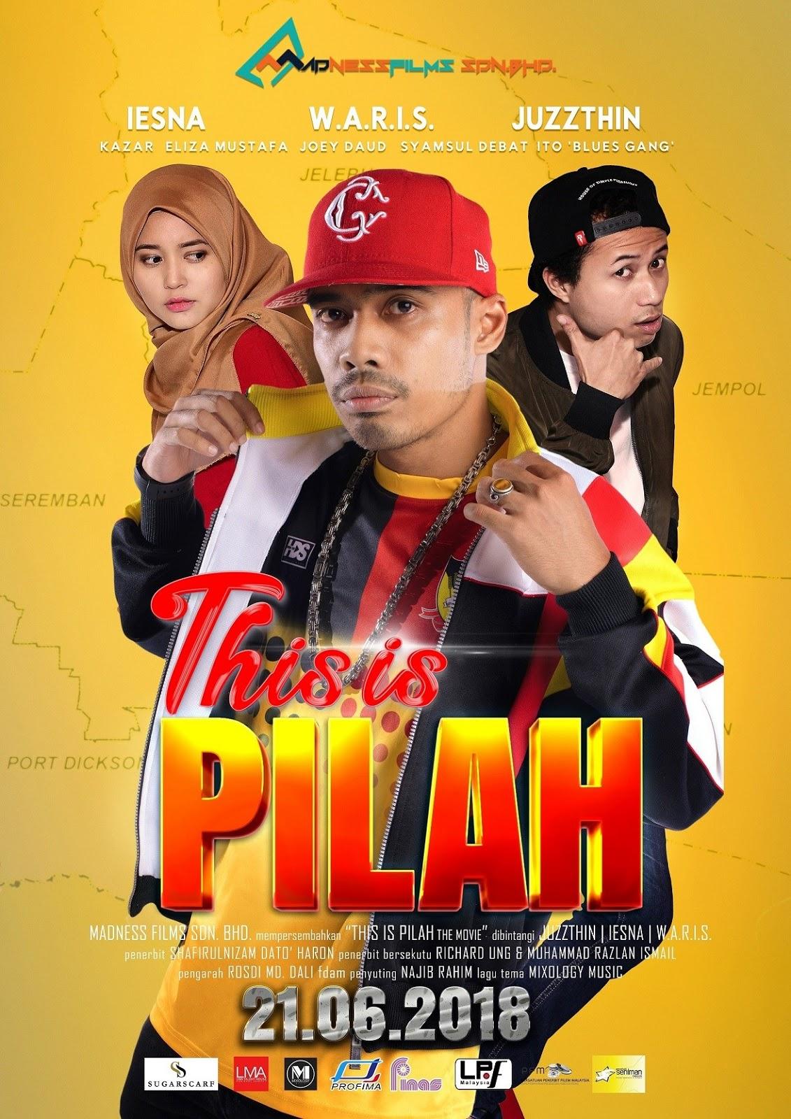Senarai Filem Melayu 2018