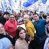 #LaRioja: Protesta contra el fallo que impide a Carlos Menem presentarse en las elecciones