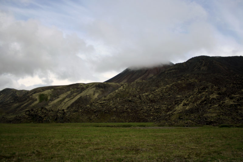 вулкан северный черпук камчатка