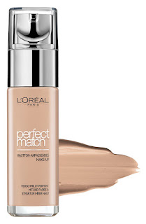 Preview: Mein Perfect Match - L'Oreal Foundation in 29 Nuancen - www.annitschkasblog.de