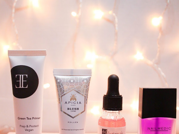 January Glossybox: Unboxing