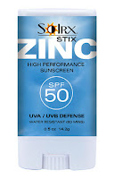 Zinc Oxide Sunscreen Sticks