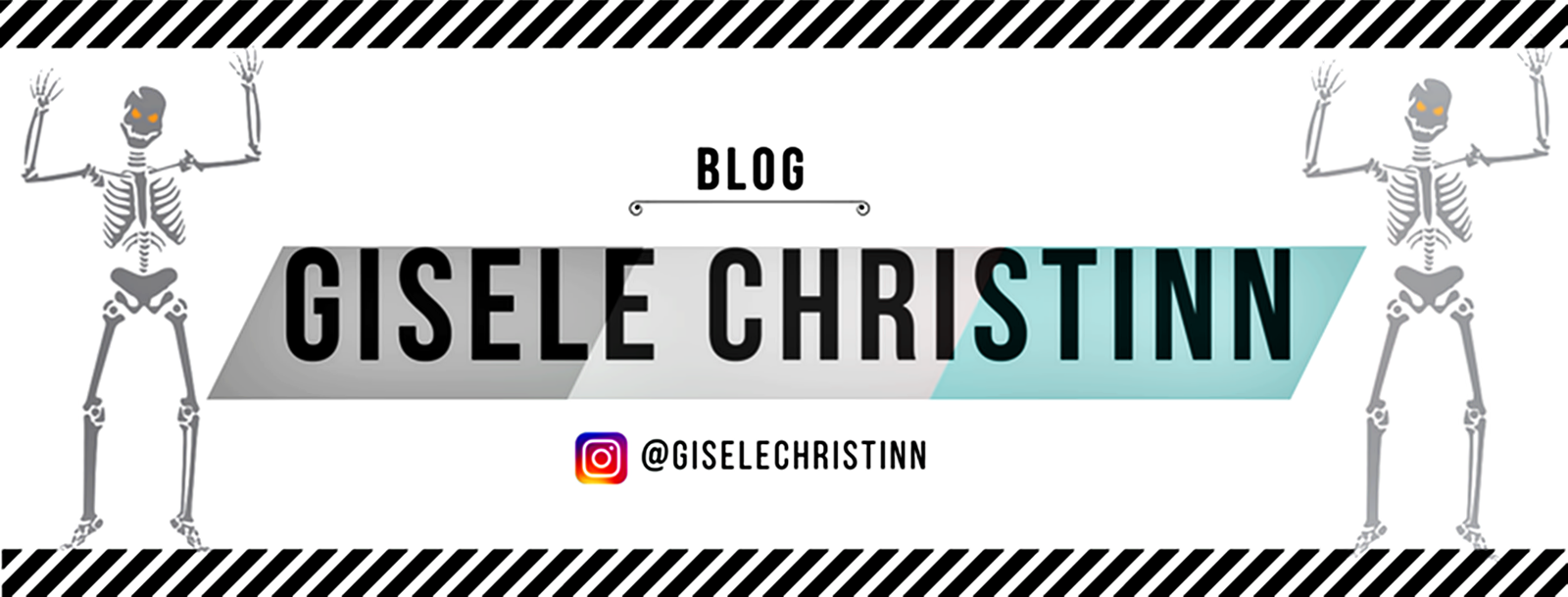 GISELE CHRISTINN - BLOG
