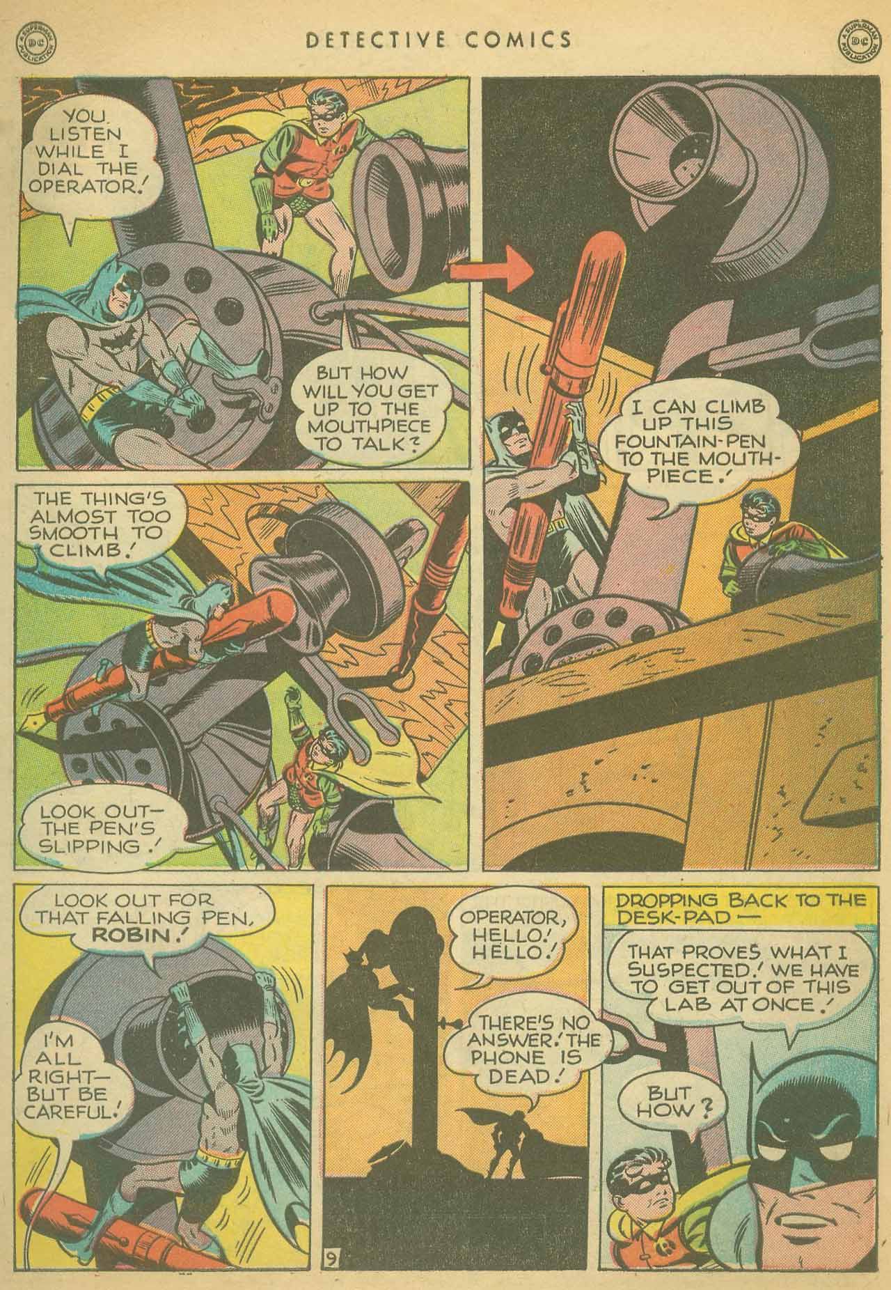 Detective Comics (1937) issue 127 - Page 11